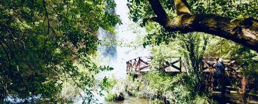 Лисине и водопад Бук
