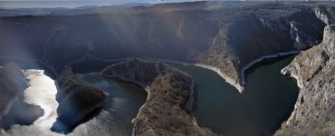 Каньон реки Увац