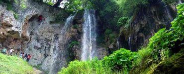 Водопады Сопотнице