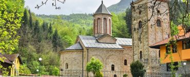 Монастырь Рача