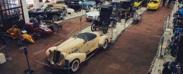 Автомобильный музей в Белграде.