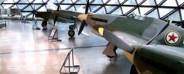 Музей воздухоплавания в Белграде.