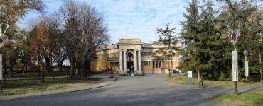 Галерея УЛУС и Арт павильон Цвета Зузорич в Белграде