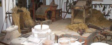 Музей хлеба в селе Печинцы в Воеводине.