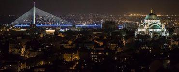 Вечерняя экскурсия по Белграду